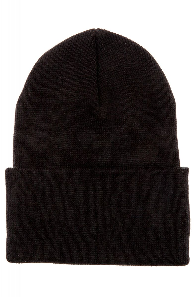 4796cd718e2 Wutang Brand Limited Hat CREAM Beanie in Black