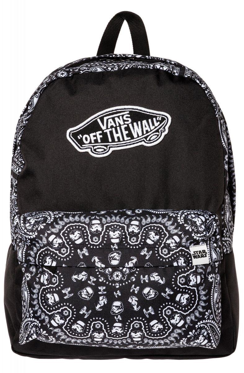 vans x star wars backpack