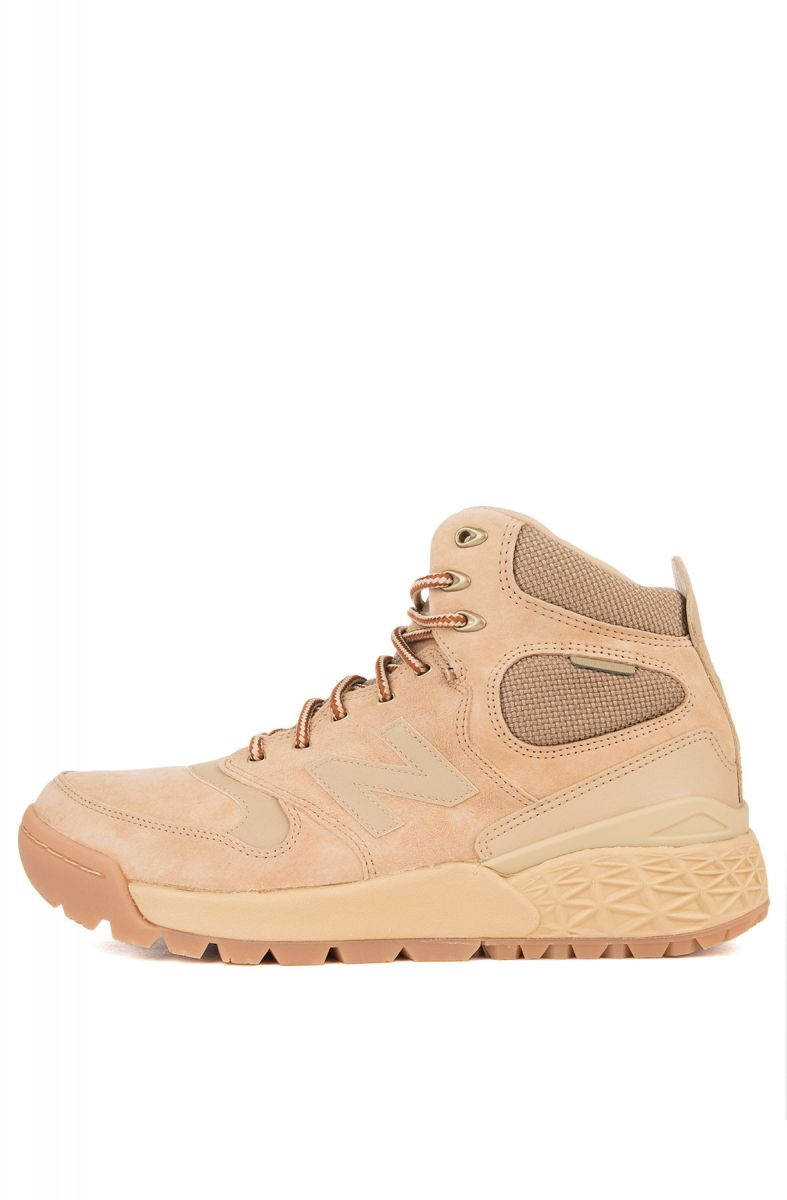 la meilleure attitude 47549 ecb72 The New Balance Fresh Foam Paradox Sneakers in Camel