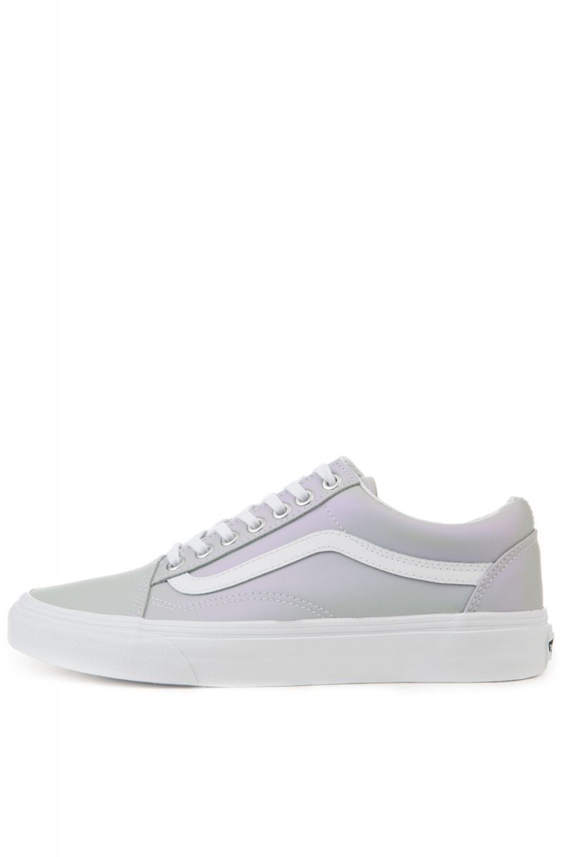 1262e96ca1 The Women s Old Skool Muted Metallic in Gray and Violet