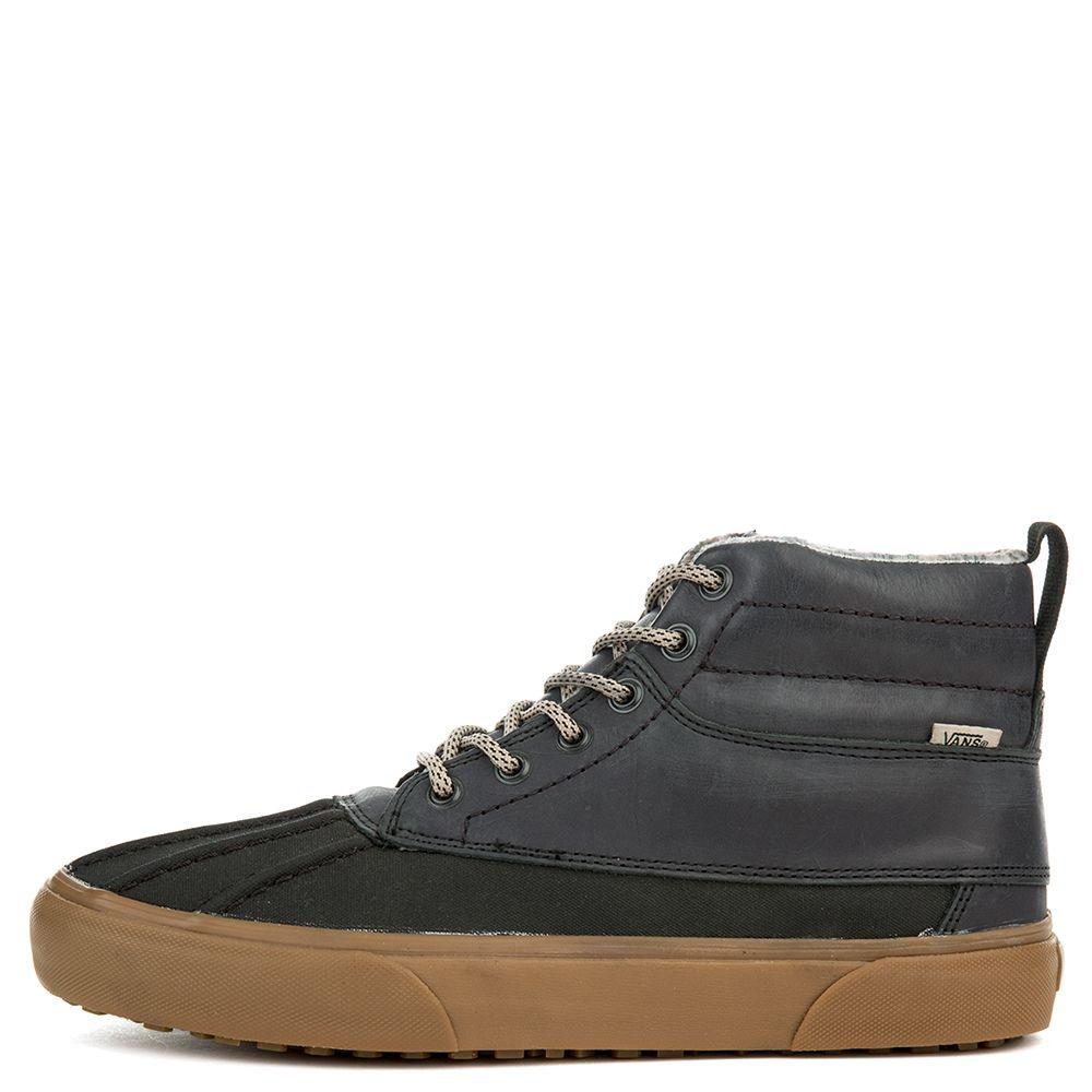 VANS Sneaker Sk8-Hi Del Pato MTE Black fc6d4830f