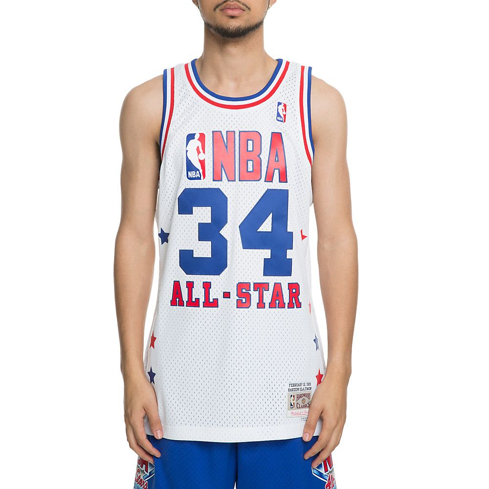 new style 6ef38 7a294 Men's All-Star Hakeem Olajuwon Jersey