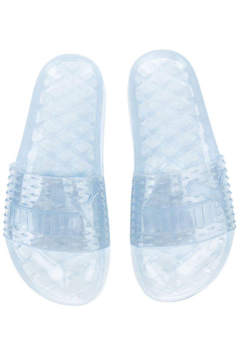 Puma x Fenty Slides Jelly Puma White