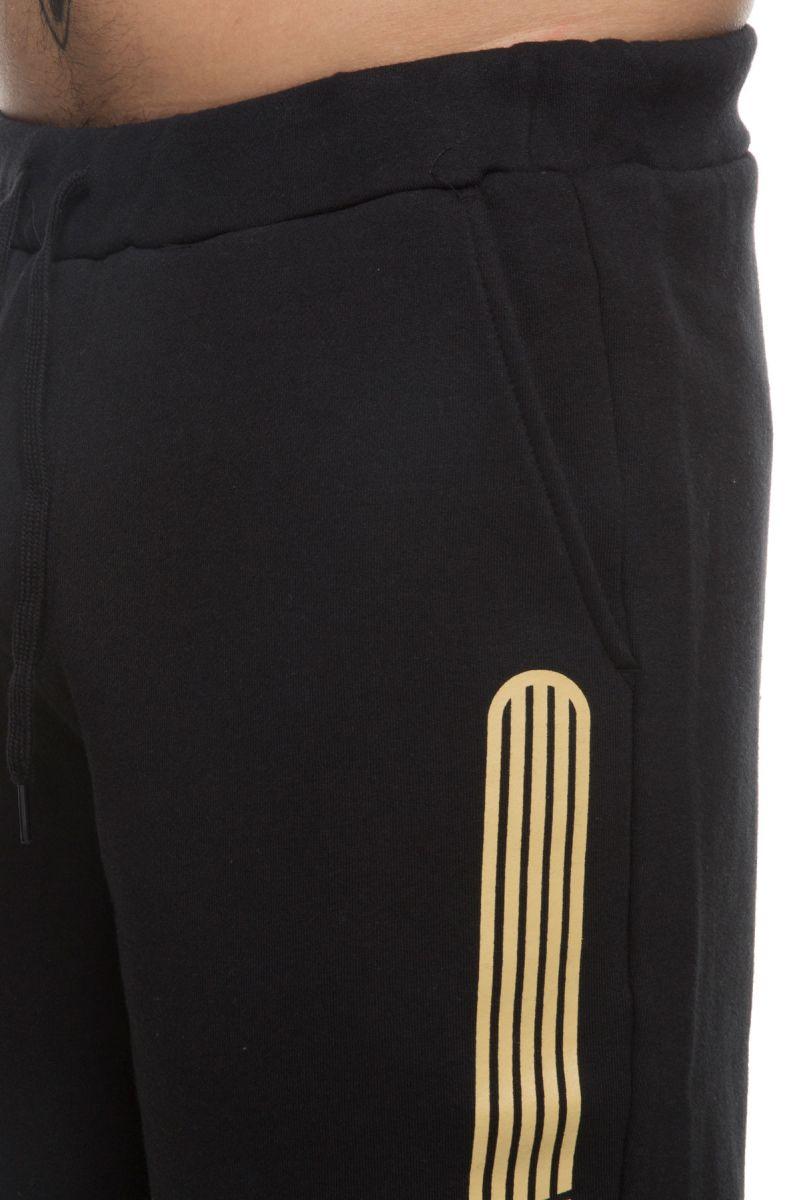 b11971f476 ... The Blendline Fleece Shorts in Black ...