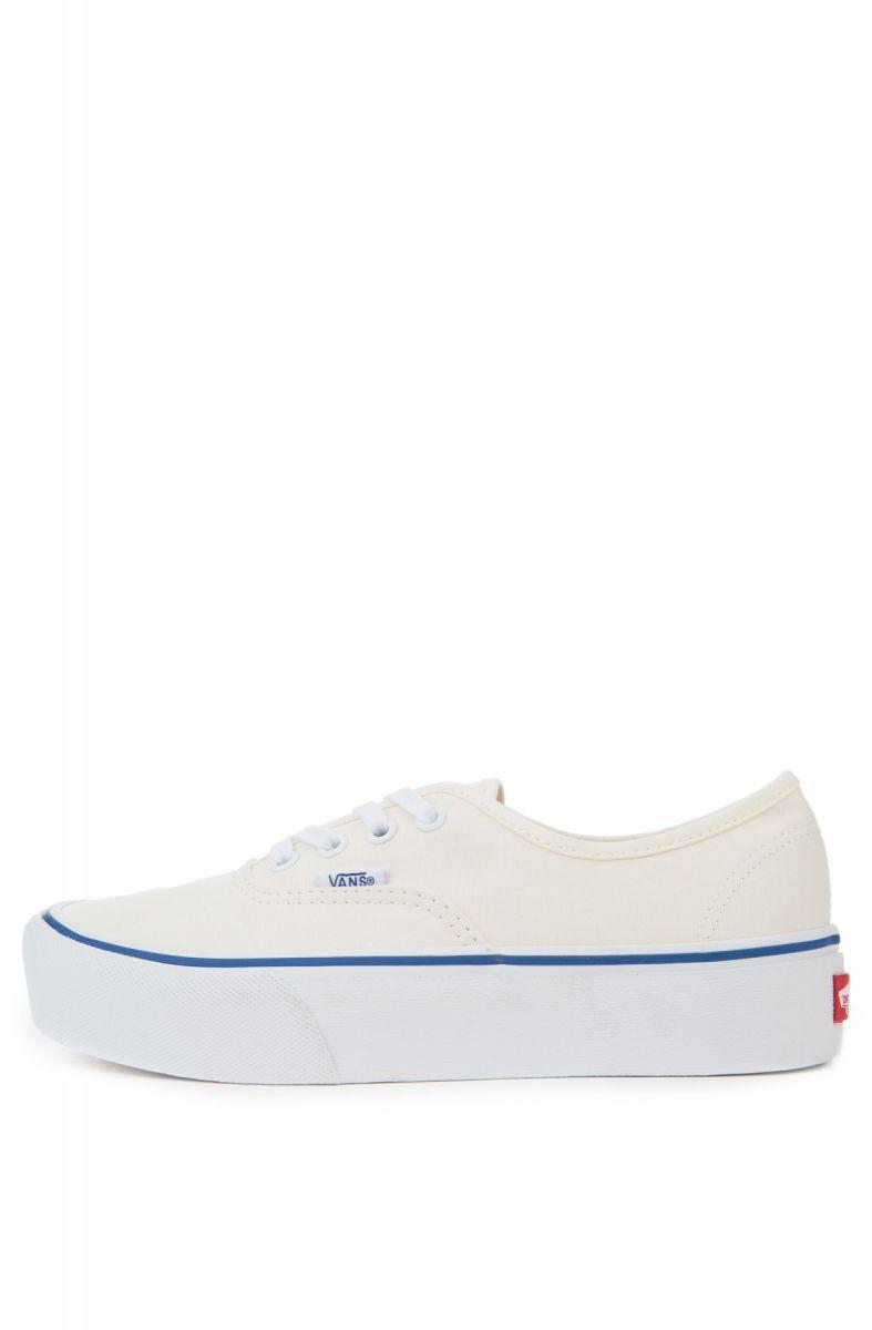 48f352452f VANS Sneakers Women s Authentic Platform 2.0 Classic True White