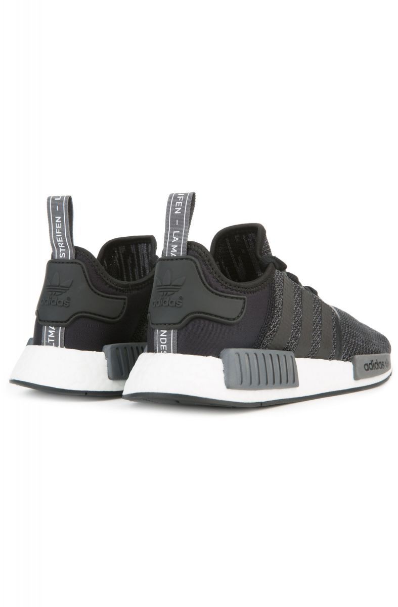 new concept b17ed f1d7c Adidas Sneakers Men's NMD R1 Core Black Carbon White