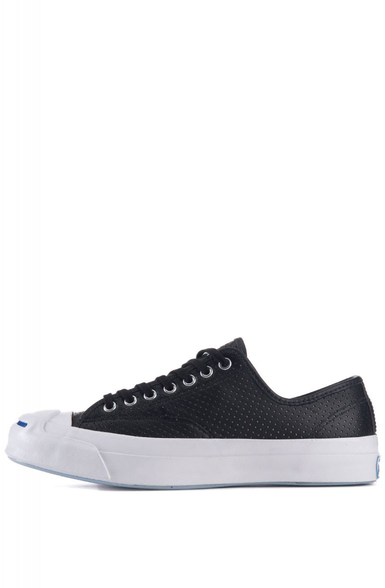 19d28417daa3 Converse Sneaker Jack Purcell Signature Black on Black