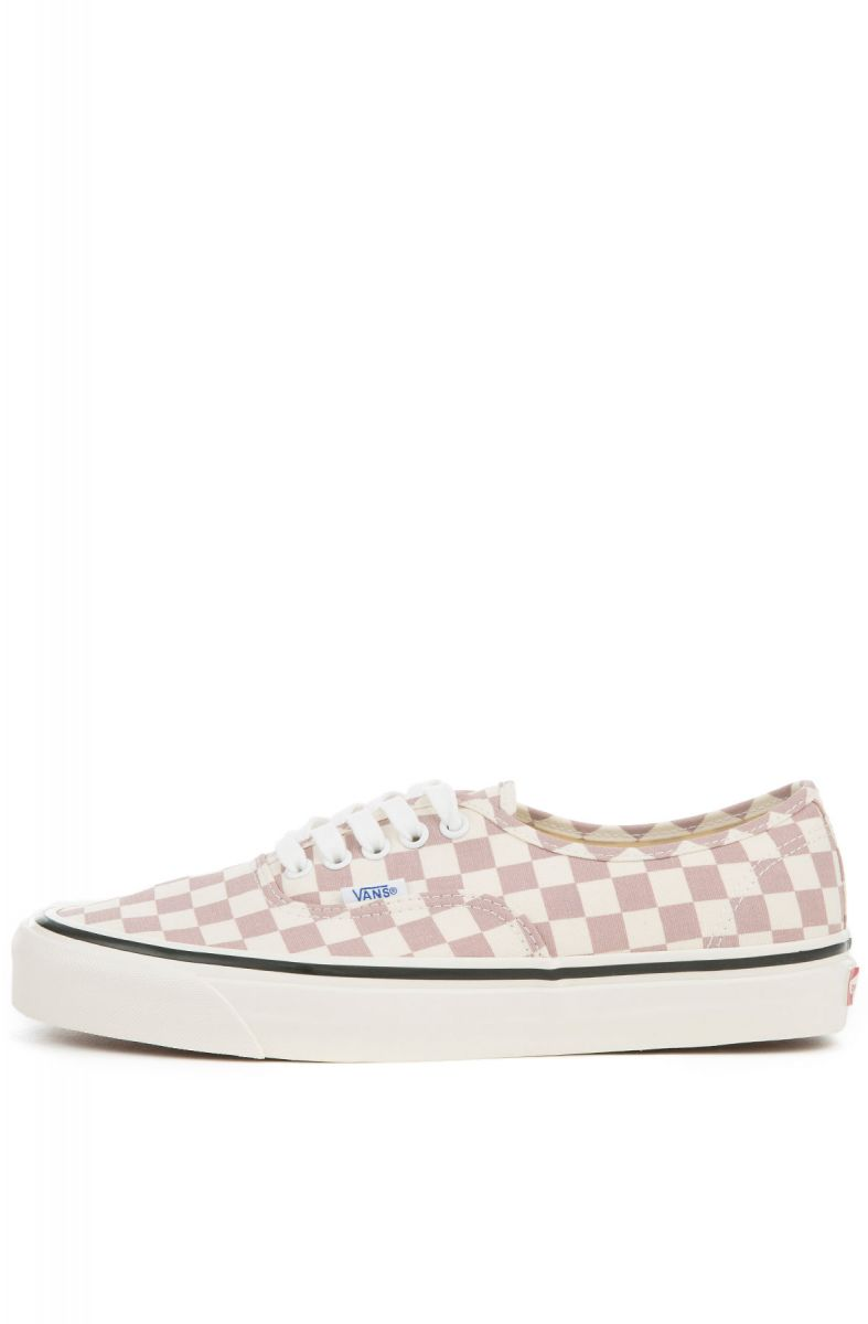 The Men s UA Authentic 44 DX in (Anaheim Factory) Og Mauve Checkerboard ... 5123b5d49