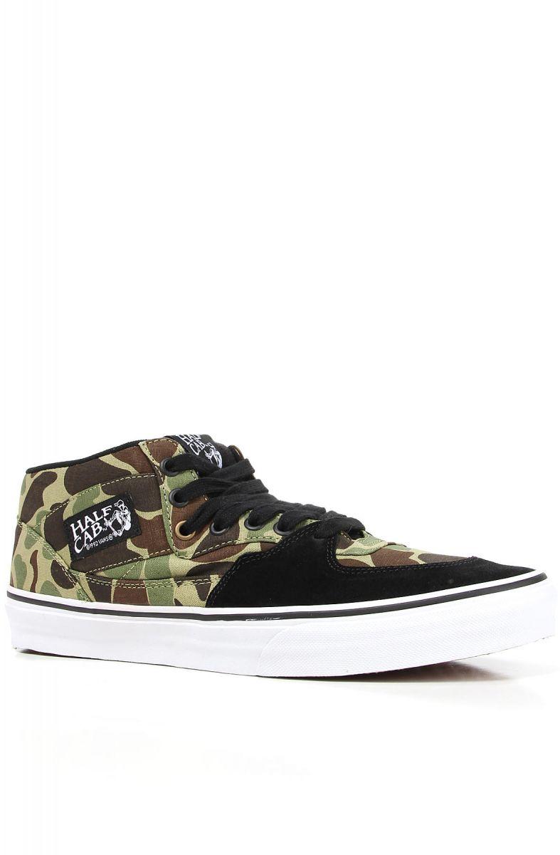 41537d2c2c Vans Shoes Half Cab Sneaker in Green