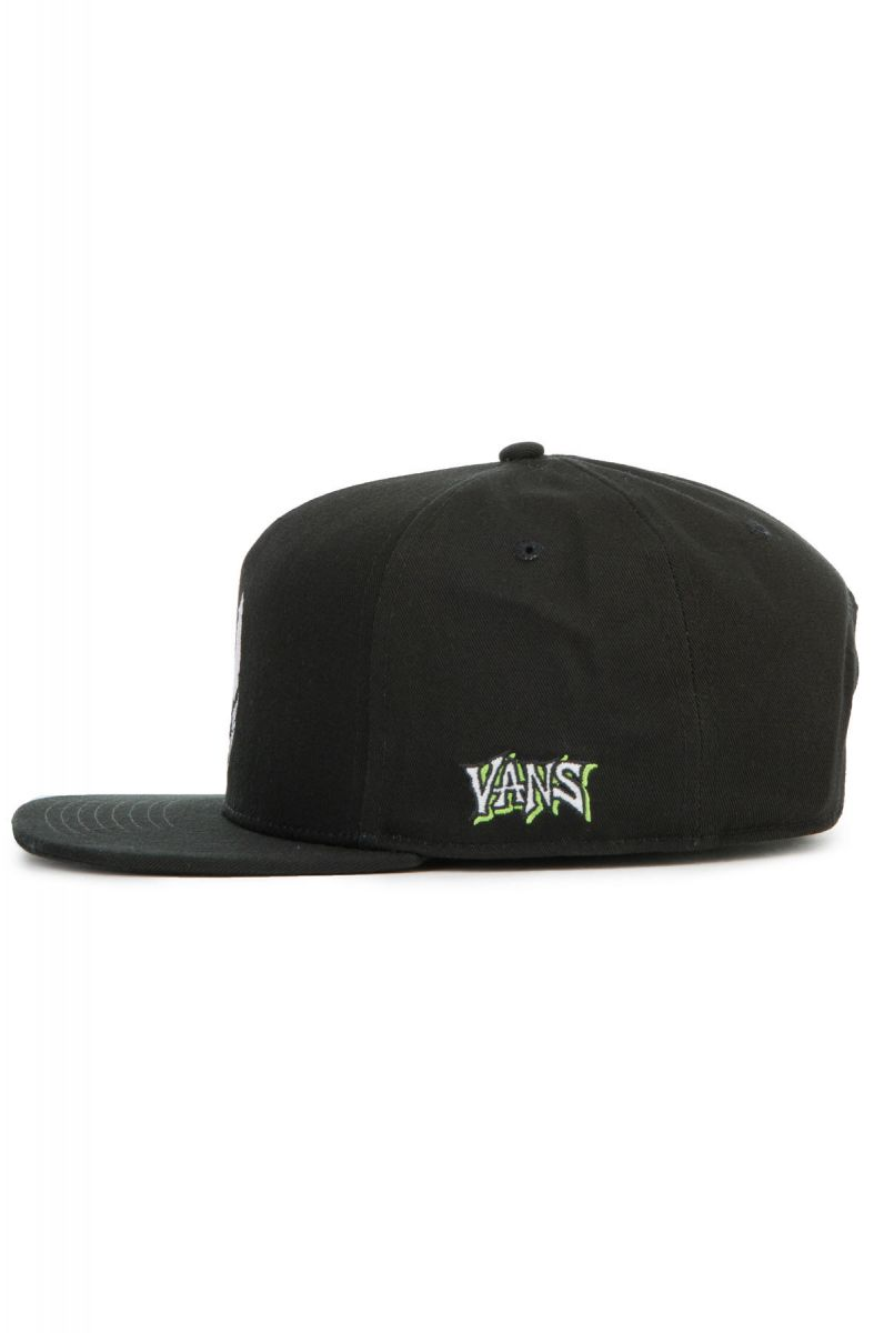 Vans x Marvel Venom Snapback Hat Black de7fee1dca9e