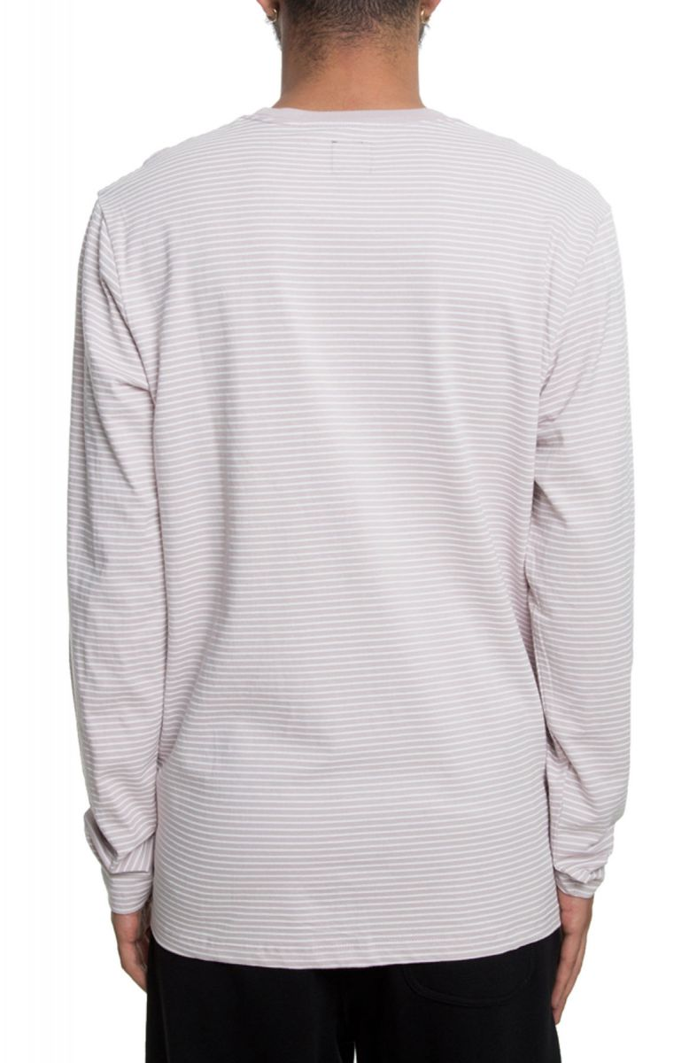 0596b1562a ... The Engineered Vans Striped Long Sleeve in Violet Ice