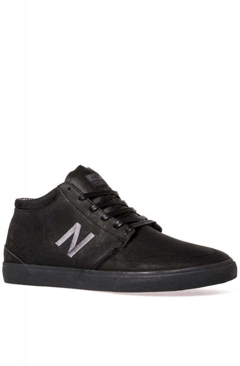 37dcf0e8a78ab New Balance Numeric Sneaker Brighton High 354 in Black
