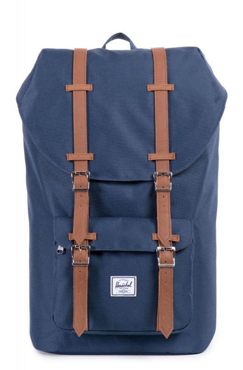 7cc754b59 Herschel Supply Co. Backpack Little America in Navy