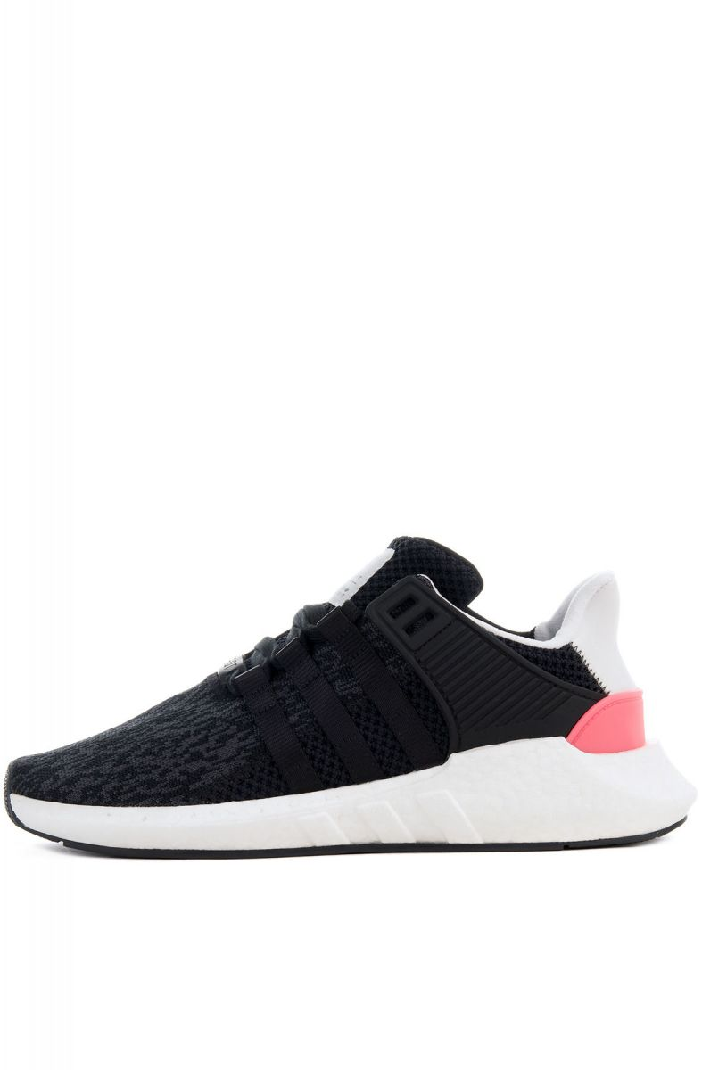 new concept 62406 56a13 The EQT Support 9317 Boost in Core Black, Core Black and Tur