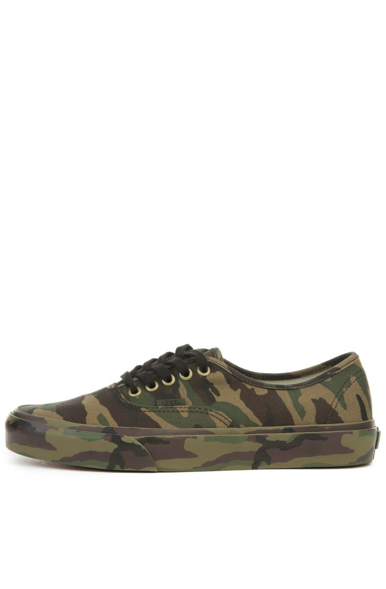 06e9b603cb VANS Sneaker UA Authentic (Mono Print) Classic Camo