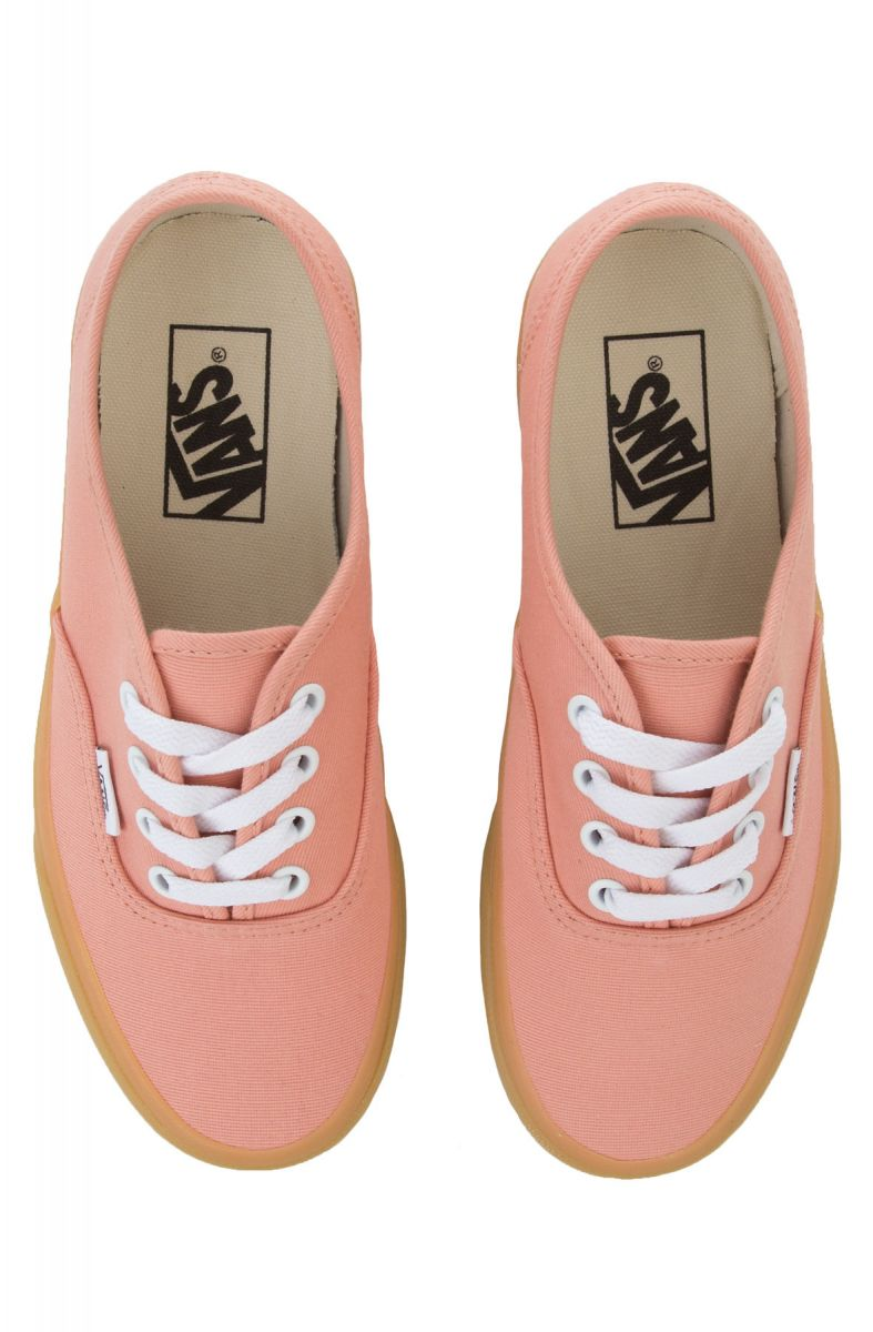f12803e6e1 Vans Sneakers Women s Authentic Muted Clay Gum Pink