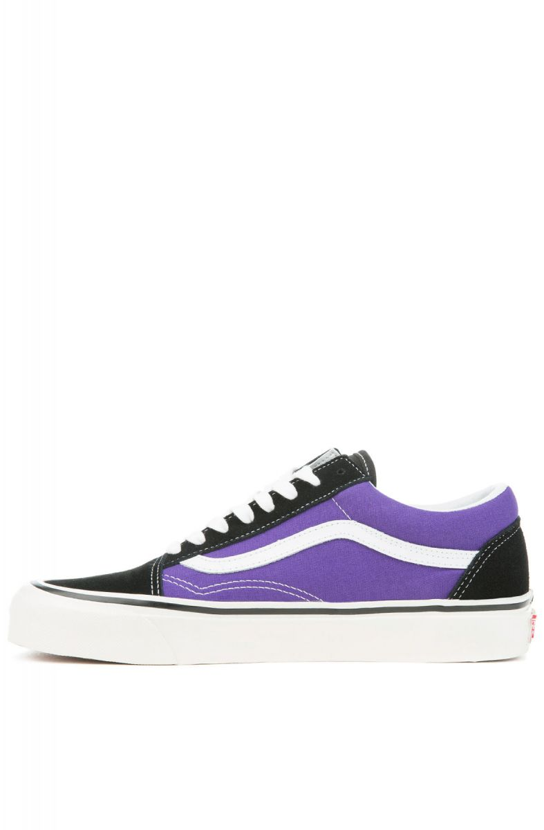 The Unisex Old Skool 36 DX in Black and OG Purple 3804a98b291f
