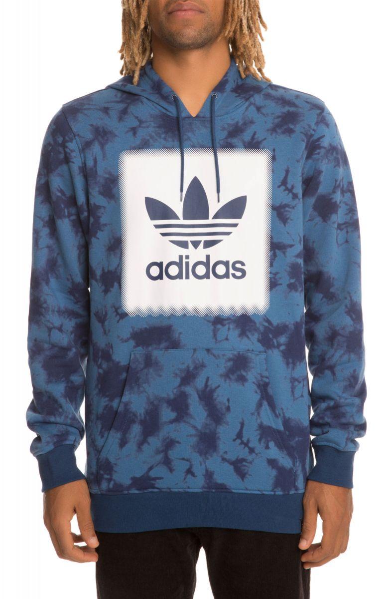 Blue Pullover Blue Hd Core Adidas Blackbird Hoodie Remix Mystery 2 wXc7zqU
