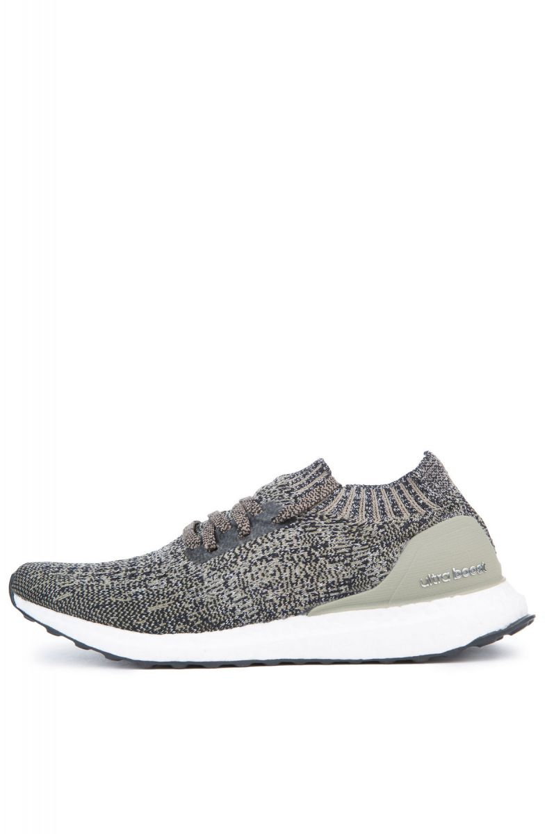 sports shoes 1da5f aaabb Adidas Sneaker Ultraboost Uncaged Trace Cargo Core Black Chalk Pearl White