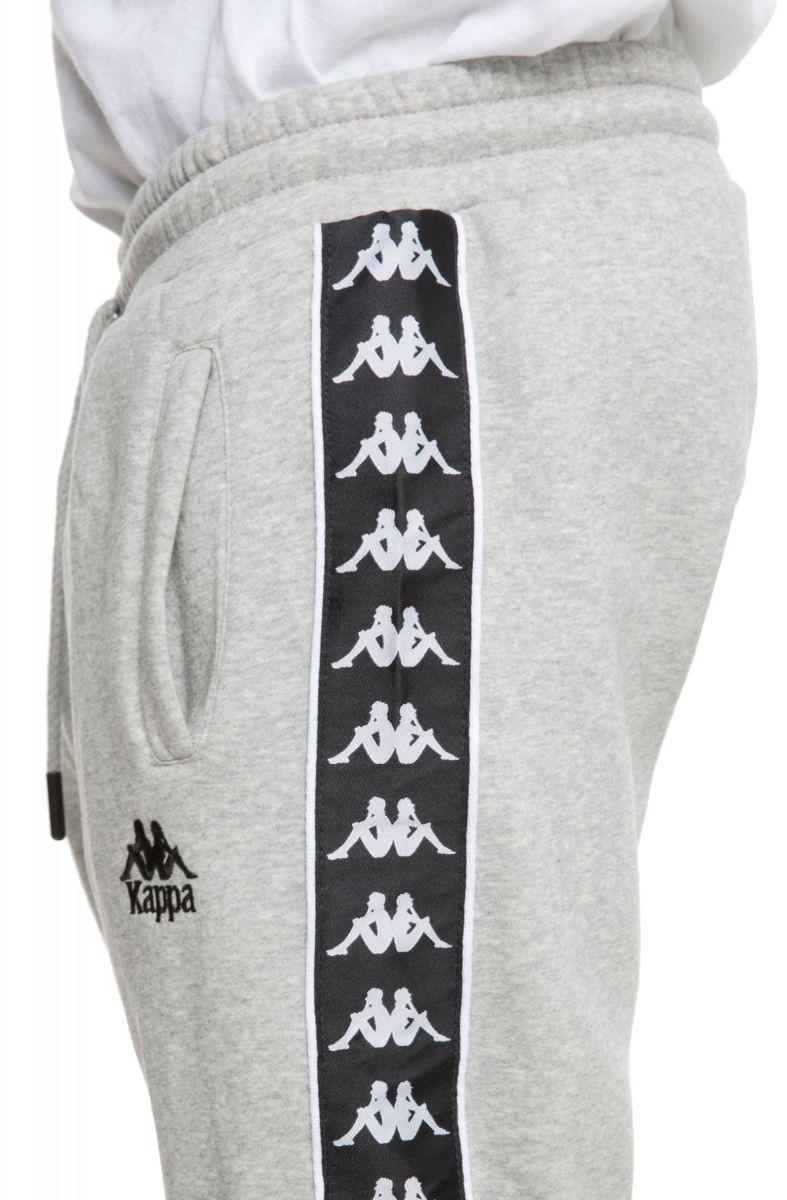 5161f994 222 Banda Alanz Alternating Banda Sweatpants in Grey