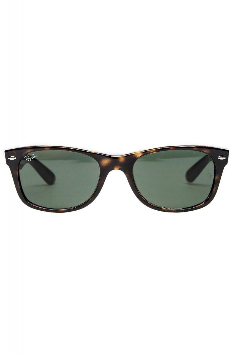 8fe8b0a14a1 Ray Ban Sunglasses 52mm New Wayfarer in Tortoise Brown