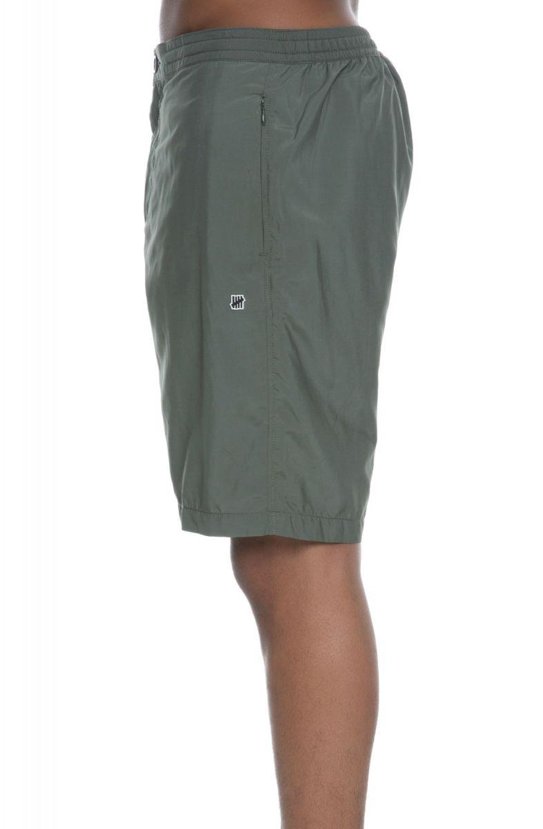 55790a85d76d8 UNDFTD Shorts 5 Strikes Swim Trunks Forest Green