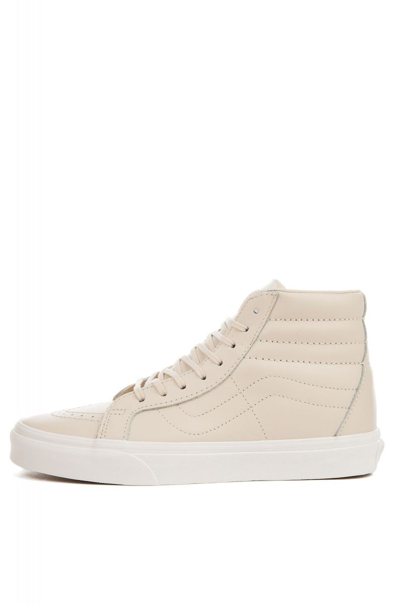 03bc246e420a VANS Sneaker SK8-Hi Reissue DX Leather Whisper Pink Gold