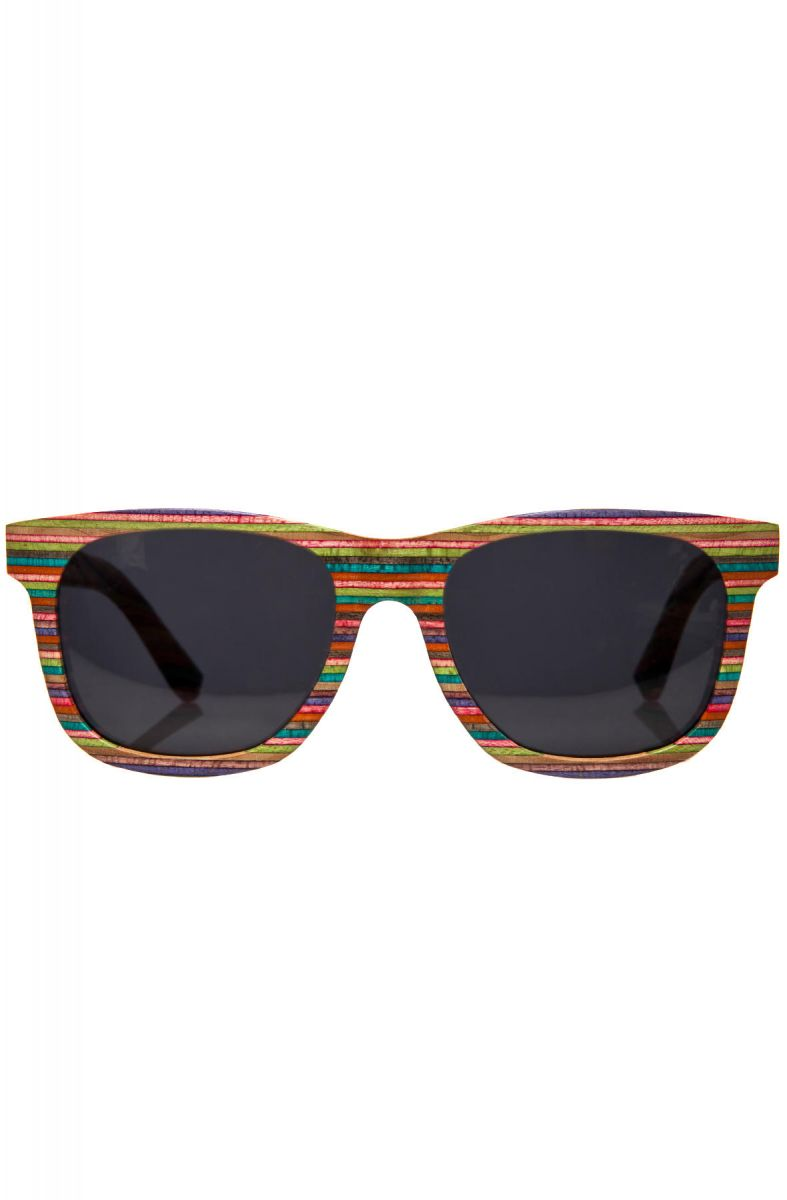 00f943d021 Diamond Supply Co. Sunglasses Recycled Skateboards in Multi