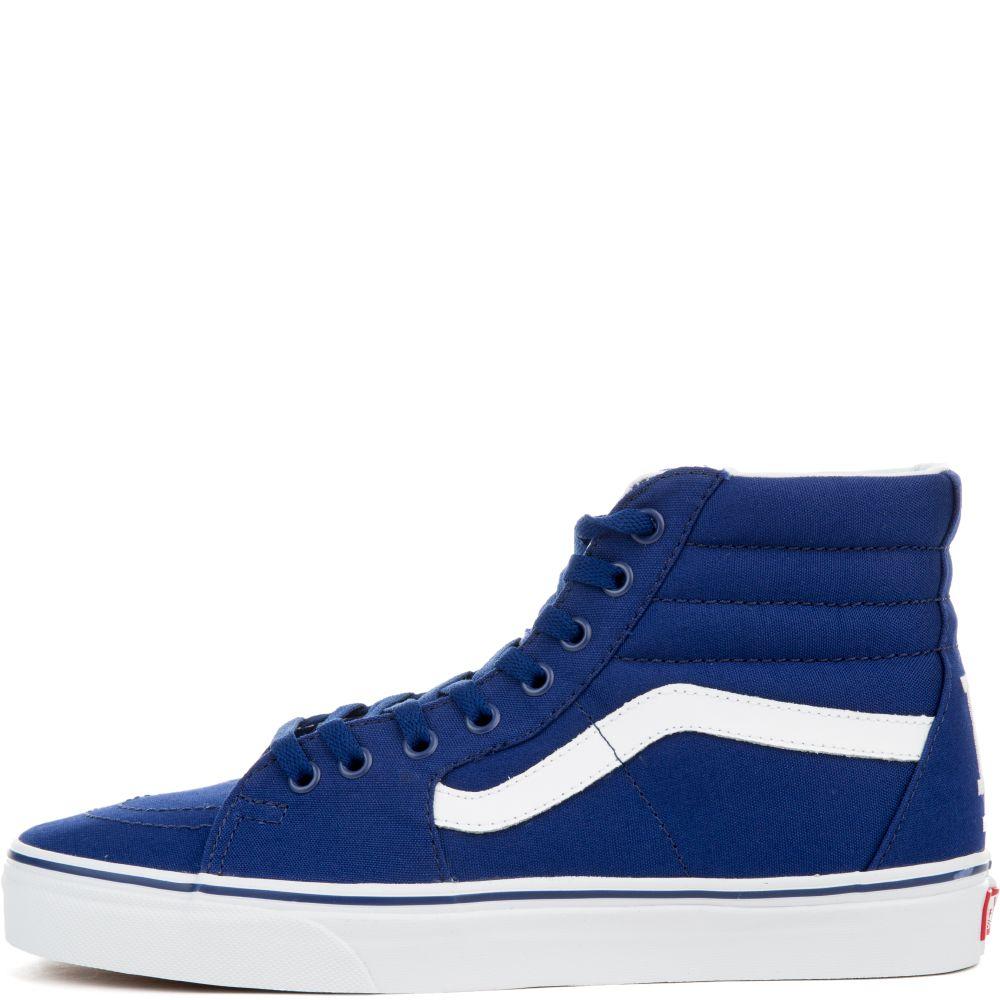 117316fbe7a VANS Sneaker Sk8-Hi MLB LA Dodgers Blue