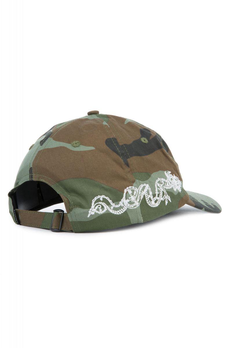 62a49e41b93 10 Deep Hat Dragon Kanji Woodland Camo Green