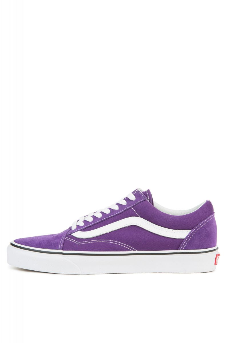 The Men s Old Skool in Petunia and True White ... 8c681d4a7