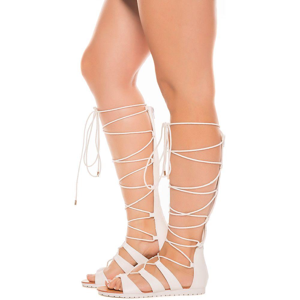 c5e140e51d9 Women s Sam-19 Lace-Up Gladiator Sandal