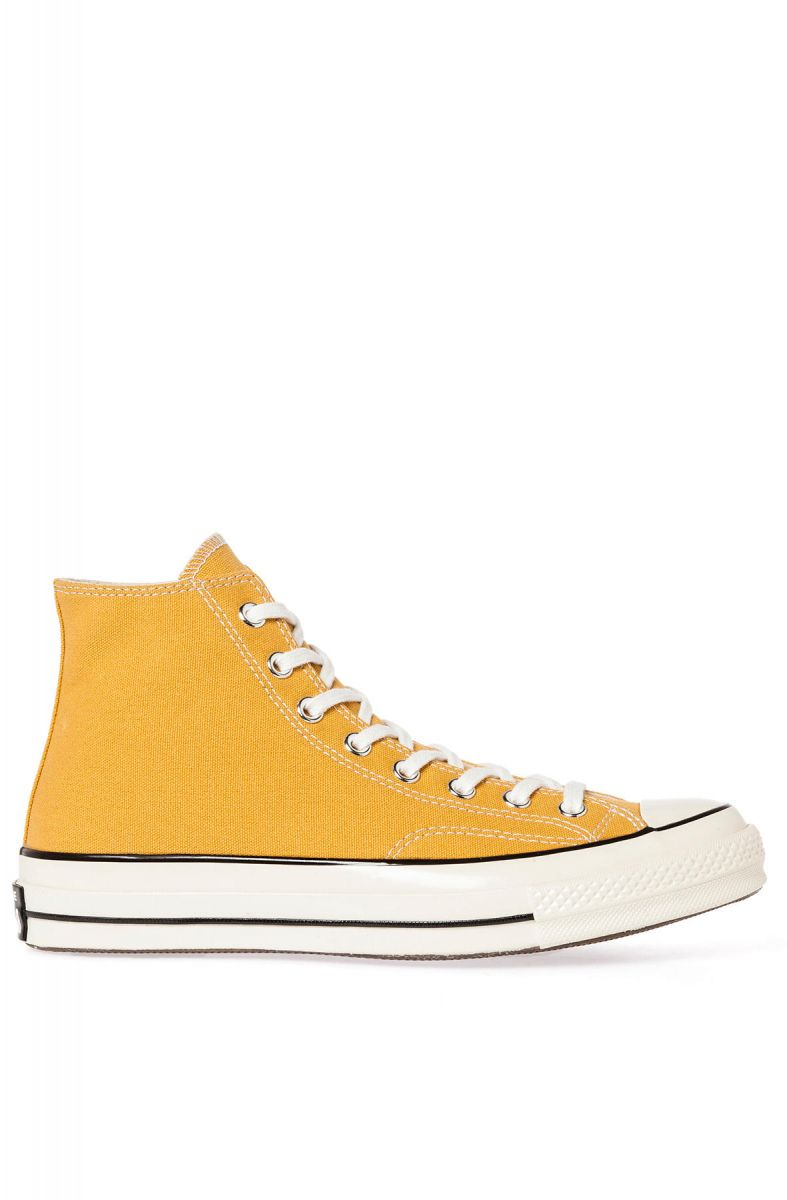 The Chuck Taylor All Star '70 Hi Sneaker in Sunflower