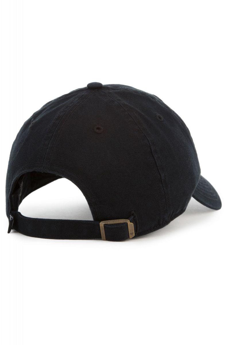 48c39608 The Los Angeles Kings '47 Brand Clean Up Dad Hat in Black