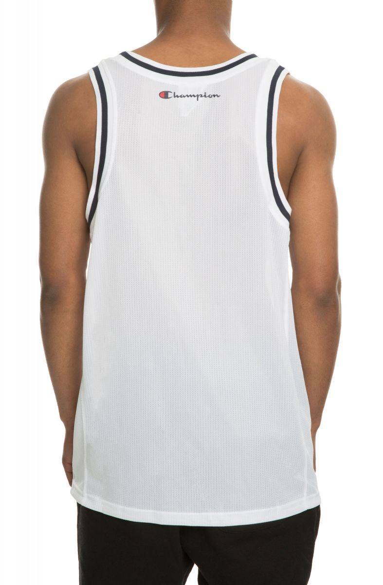 170bf32c028f ... The City Mesh USA Basketball Jersey in White