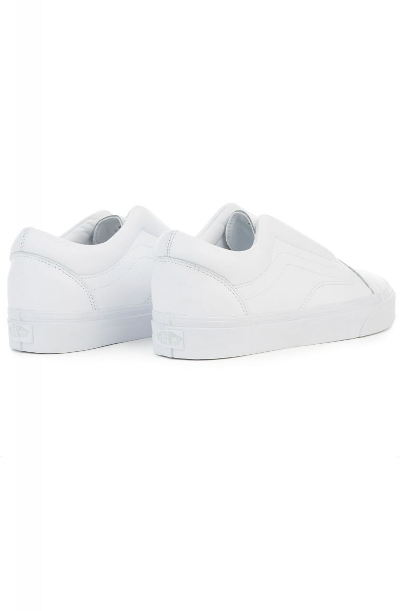 239ef3cd699b ... The Women s Old Skool Laceless DX in True White ...