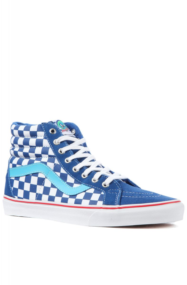 a9d292b1e7 Vans Footwear Shoes Vans x Haro Sk8-Hi Reissue Sneaker in Freestyler Blue