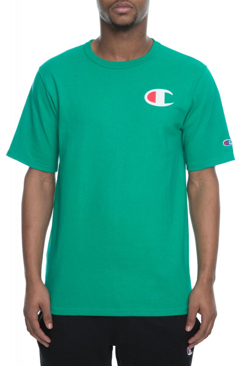 519fd437 Champion Tee Heritage Patriotic C Kelly Green