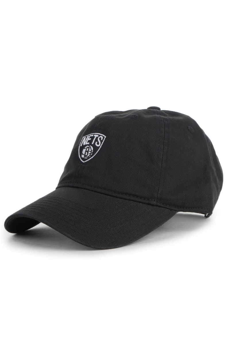 fa7e1b9f4fc2d ... germany the brooklyn nets dad hat in black e539f 4d599 ...