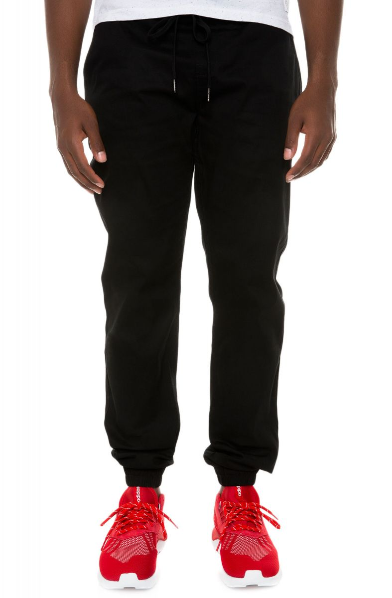 The Runner Joggers in Black ...