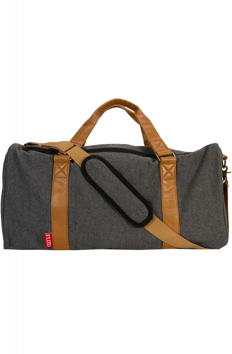 The Mayor Duffle Bag In Dark Melton