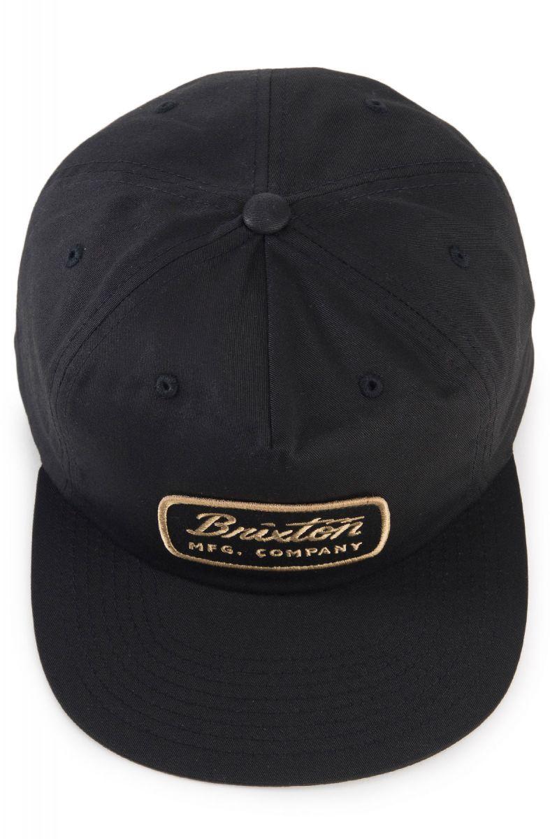 76dc937d785 ... The Jolt HP Snapback Hat in Black ...