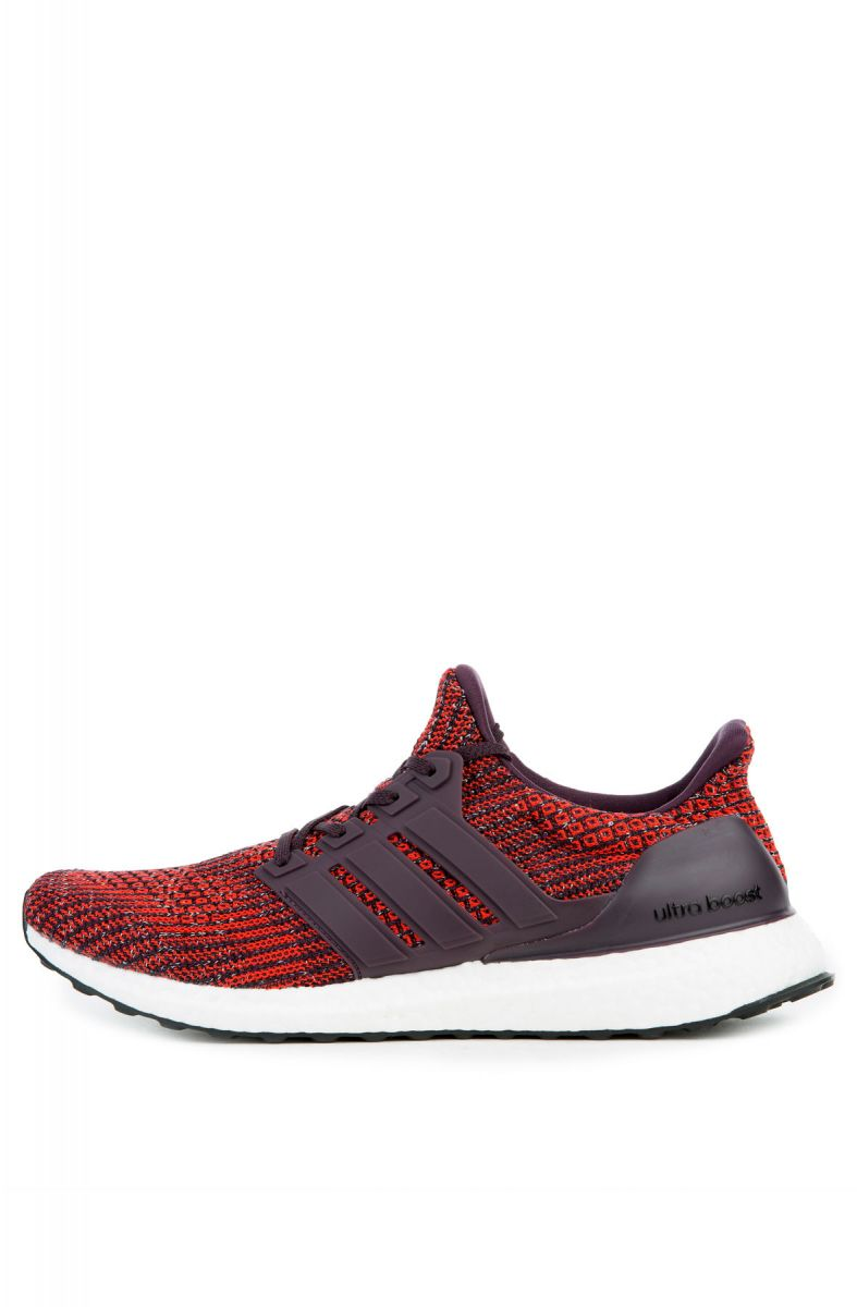 b24e118d4 Adidas Sneakers Men s Ultraboost Noble Red Core Black