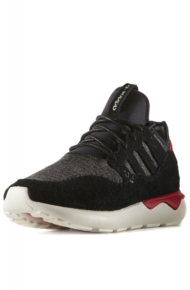 check out addb7 b0ceb The Tubular Moc Runner Sneaker in Black