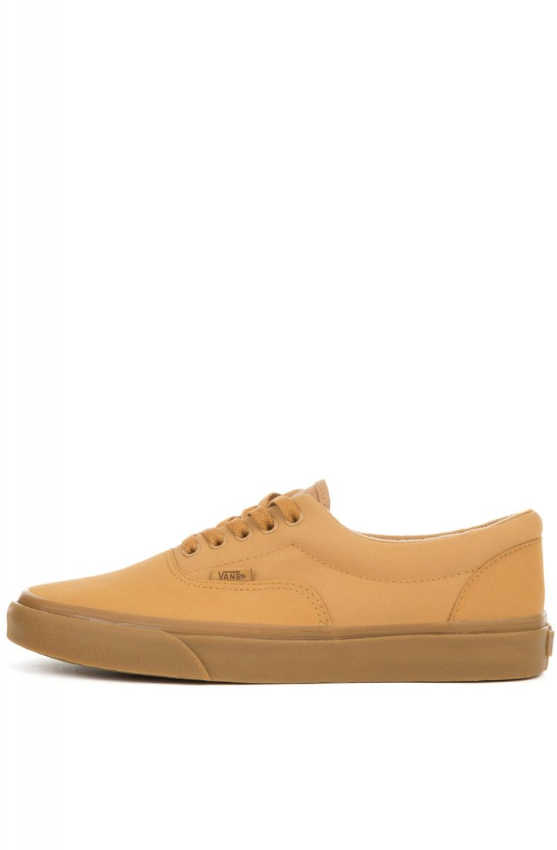f6a8d4b559 VANS Sneaker UA Era (Vansbuck) Light Gum Mono Yellow