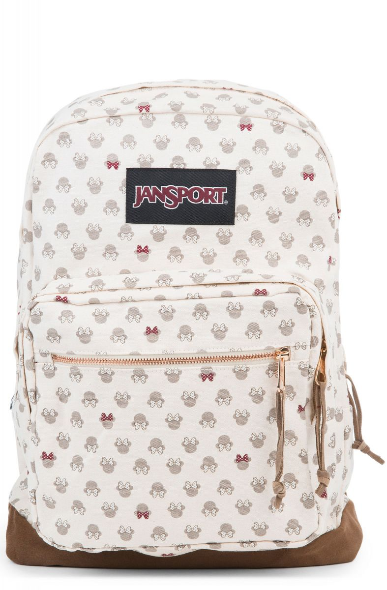1aded616ce6 The JanSport x Disney Right Pack Expressions Disney Luxe Minnie in ...