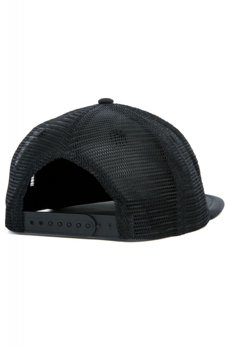 29b378db3 The BB Bill Club Trucker Hat in Black
