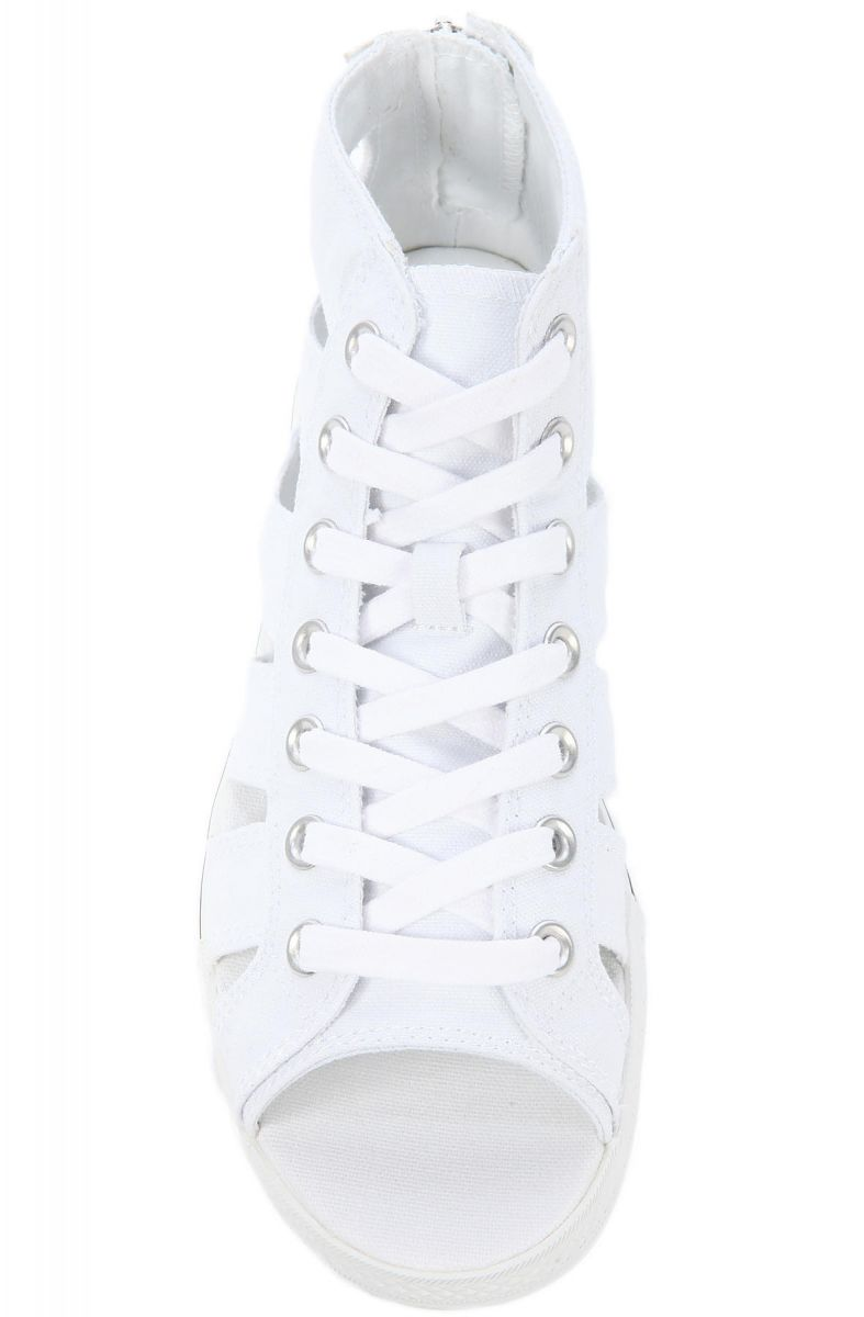 ... The Chuck Taylor All Star Gladiator Sandal in White ... 1190b0f4a