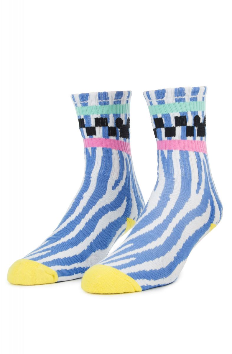 5a0d5bf88418 Mickey X Vans Socks in White