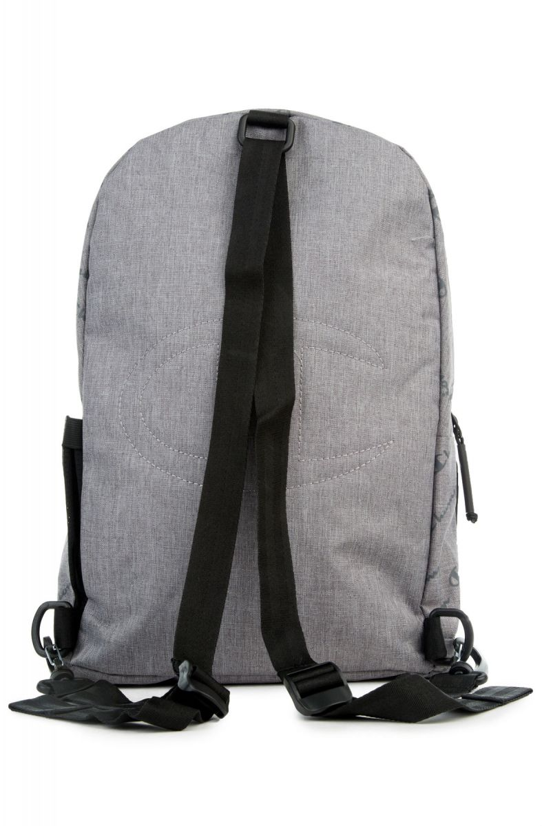 531cb3cd70 ... The Champion Mini Supersize Cross-Over Backpack in Grey